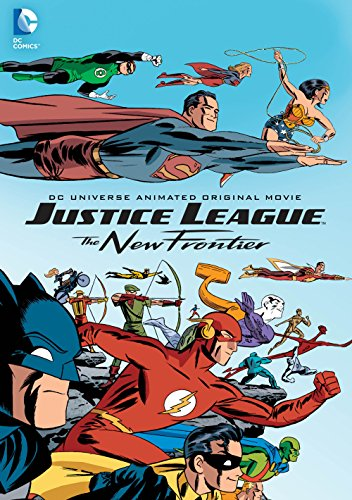Justice League: The New Frontier Film