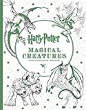 Harry Potter: Magical Creatures Coloring Book