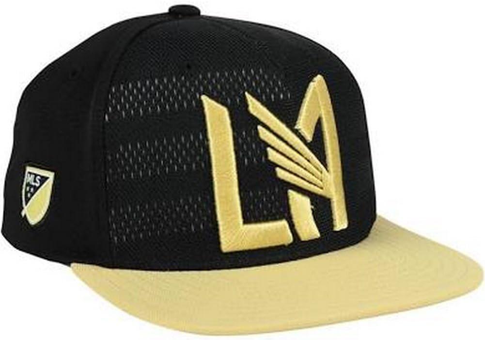 Gorra de Los Ángeles de fútbol Club con diseño de gorra: Amazon.es: Deportes y aire libre