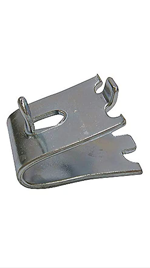 Pack Of 8 Commercial Refrigerator or Freezer Shelf Support Clip