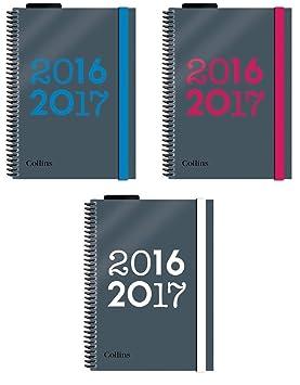 Collins - Agenda escolar (2016 - 2017 Delta A5 day-page ...