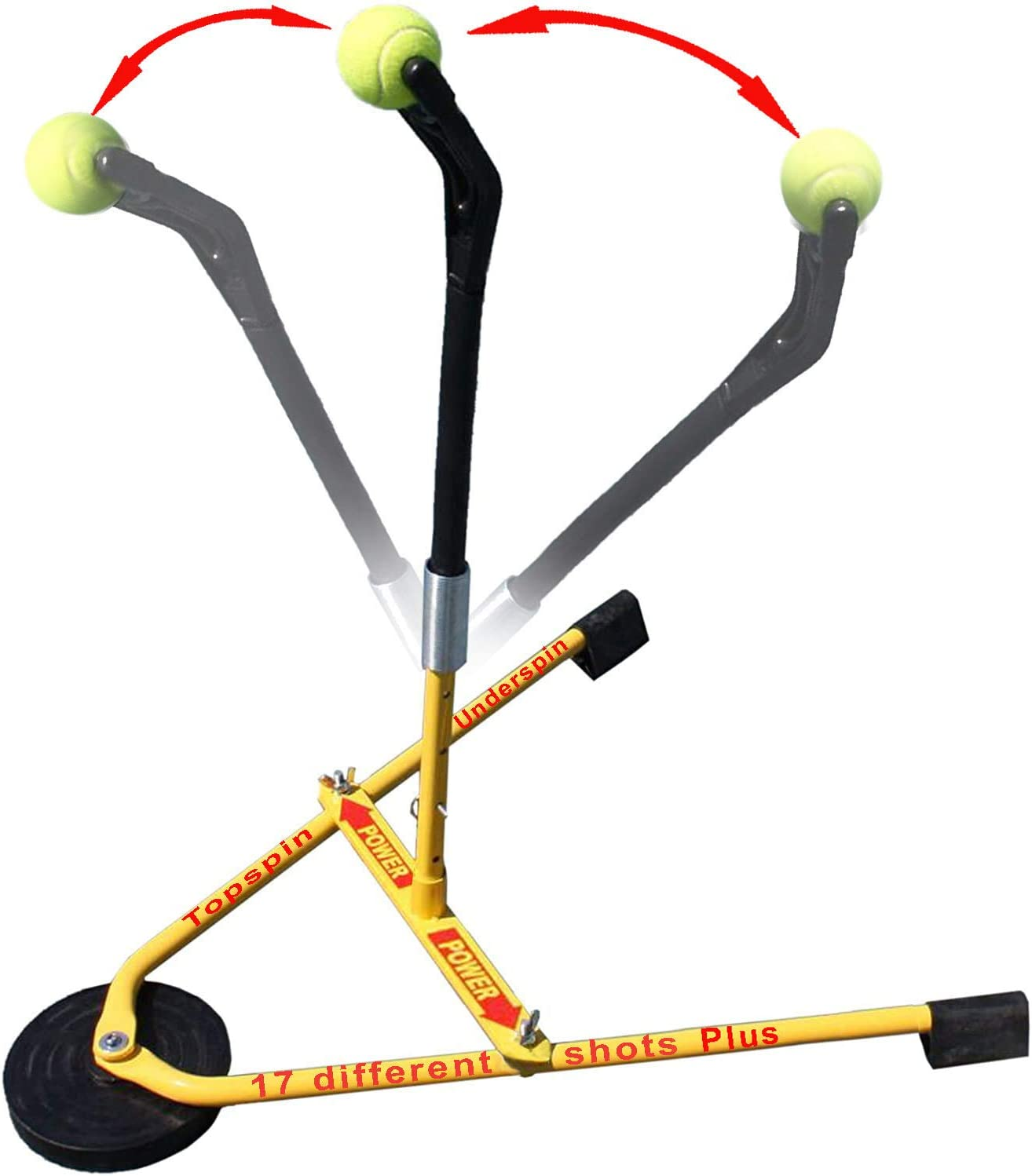 Billie Jean King's Eye Coach-Industry's Best at-Home Tennis Training System (Pro) : Sports & Outdoors