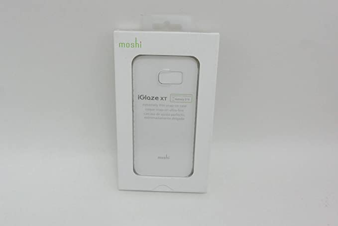 Moshi iGlaze XT Ultra Slim Case for Samsung Galaxy S6 - Crystal Clear - 99MO058902