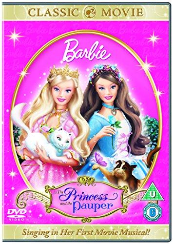 Barbie: The Princess and the Pauper [Region 2]
