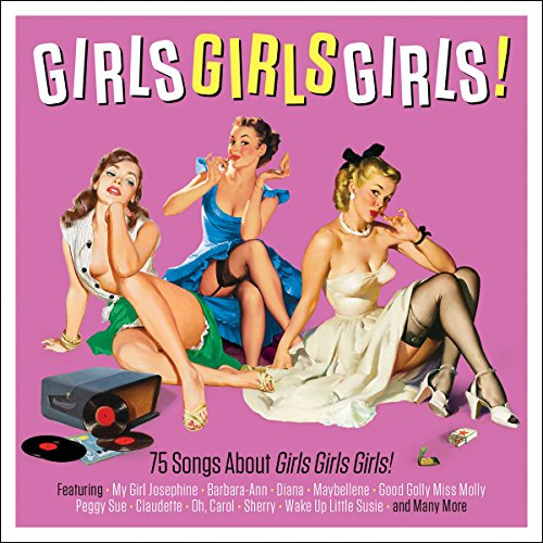 Girls Girls Girls - Various
