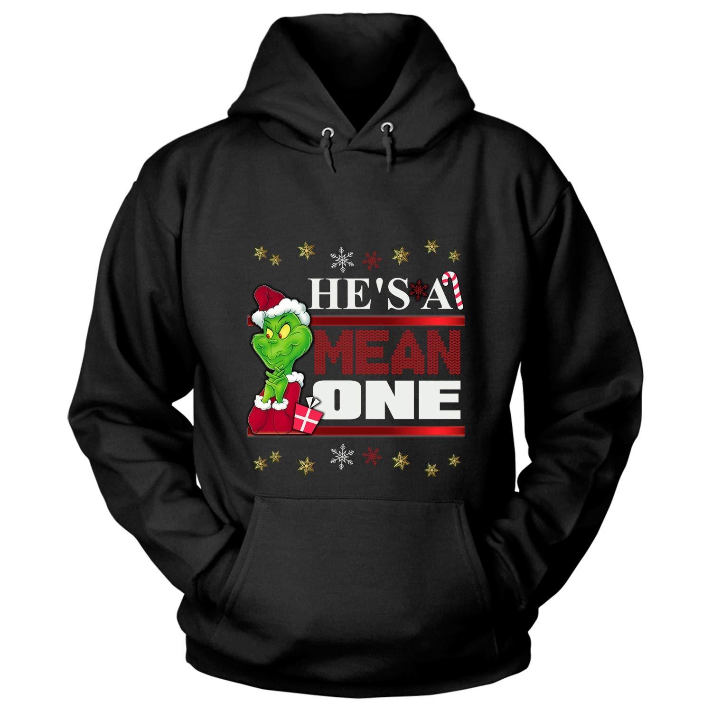 He S A Mean One Shirt Dr Seuss T Shirt Grinch Stole Christmas T Shirt 6987