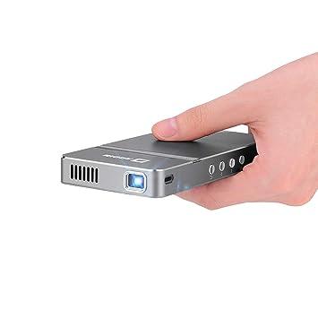 AODIN Mini Pico - Videoproyector AirGo-Gris: Amazon.es: Electrónica