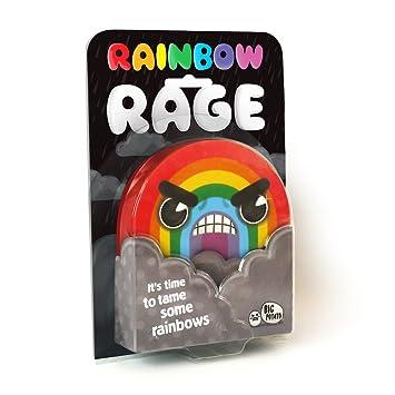 Rainbow Rage: Corre y vuela para encontrar las diferencias: Amazon.es: Juguetes y juegos