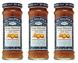 St. Dalfour Orange Marmalade Fruit Spread, 10 Ounce (Pack of 3)