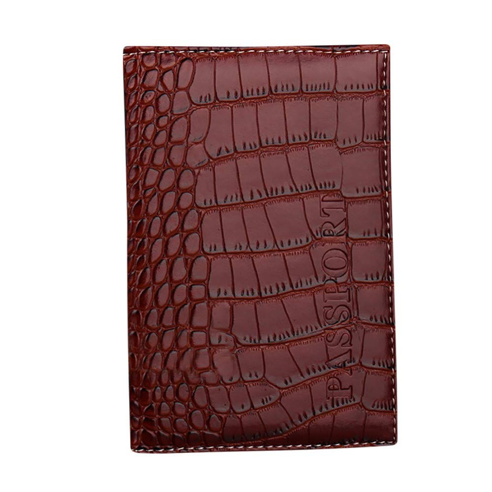 Travel Passport Case ID Card Cover Holder Protector Organizer
