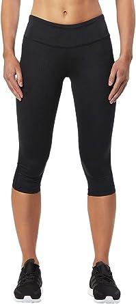 2XU Elite Womens Compression Shorts Black Base Layer Short Tights Sport Training