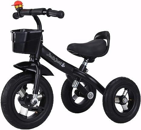 SONG Sillas de paseo Triciclo Bicicleta for Niños Bicicleta for Bebés De 1-3-6 Años Cochecito De Niño Regalo De ...