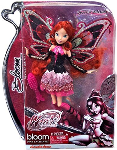 Winx Club Pink Enchantix Special Edition Bloom