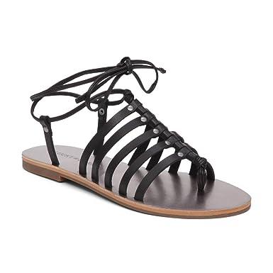 396fd282a Lucky Brand Women s Colette Gladiator Sandal