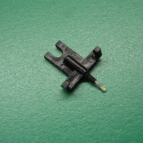Durpower Phonograph Record Turntable Needle For NEEDLES GE EA80X432, GENERAL ELECTRIC EA-80X432, PFANSTIEHL 511-D7 PFANSTIEHL 511-S7, RADIO SHACK RS-161, RADIO SHACK 42-2899 by Durpower