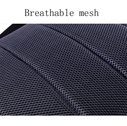 Moda Impermeable Mochila Estudiante Darkgray DHFUD Transpirable Bolsa x4gw5n