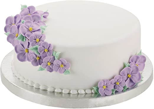 Admirable Amazon Com Wilton Round Cake Bases Use For Decorating And Funny Birthday Cards Online Inifodamsfinfo