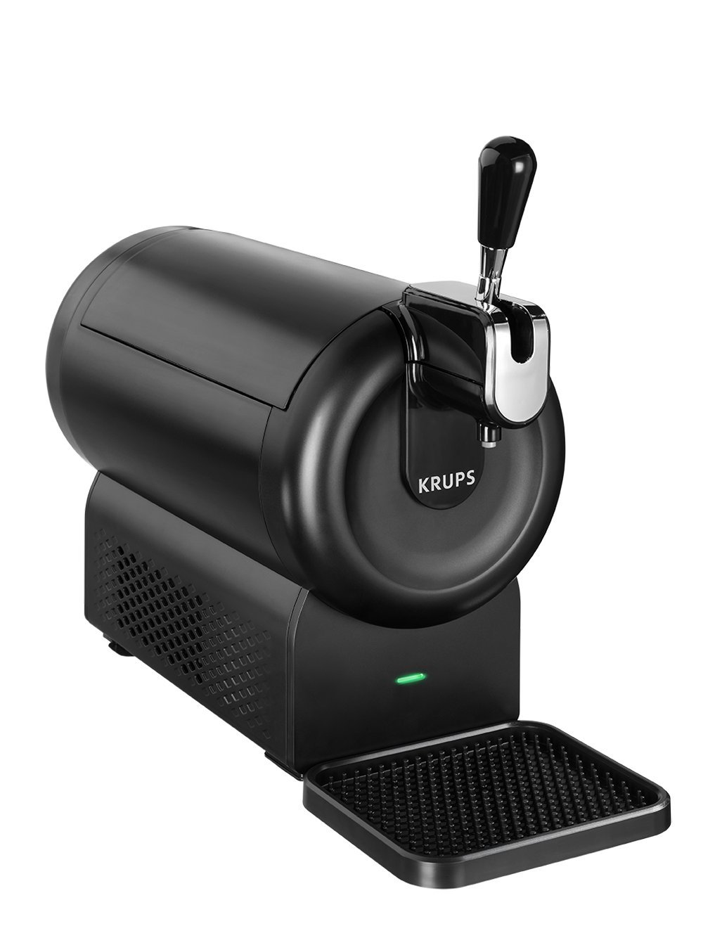 Krups The Sub Compact VB641810 - Tirador/Dispensador de cerveza para barriles de 2 L