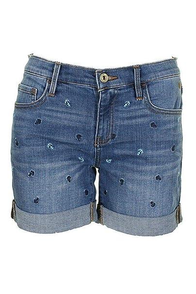 Amazon.com: Tommy Hilfiger - Pantalones cortos de mezclilla ...