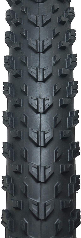 Fincci Pair 27.5 x 2.10 Inch 54-584 Tyres for Road Mountain MTB Mud Dirt Offr...