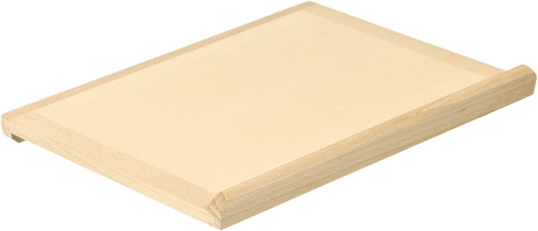 NIC TOYS NIC-530575 - Tabla de madera para amasar pan: Amazon ...