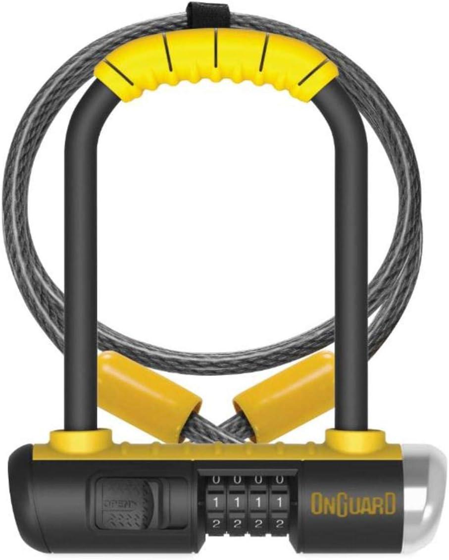 Kryptonite KryptoFlex Cable 4/' x 10mm Wheel Lock ULock Cable Security Bike Urban
