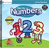 Meet the Numbers Lift the Flap Book, Kathy Oxley, 0976700816