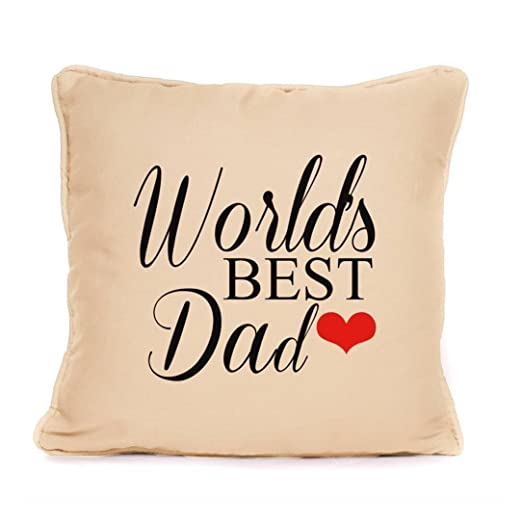 Mundos mejor papá cojín perfecto regalo del día de padres ...
