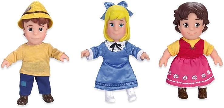 Amazon.es: Famosa 700012930 – Soft Juego de muñecas con Heidi ...
