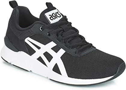 ASICS Gel-Lyte Runner Zapatillas Moda Hombres Negro/Blanco - 37 ...