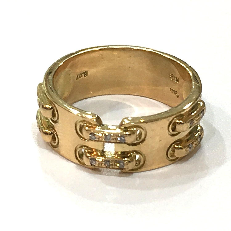 (スタージュエリー) STAR JEWELRY レディース ジュエリー メンズ リング指輪 K18YG/ユニセックス 中古 B075P2QPJL