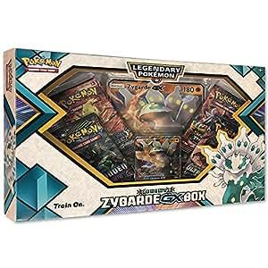 Amazon.com: Pokemon TCG: Shiny Zygarde-GX Premium GX Caja ...