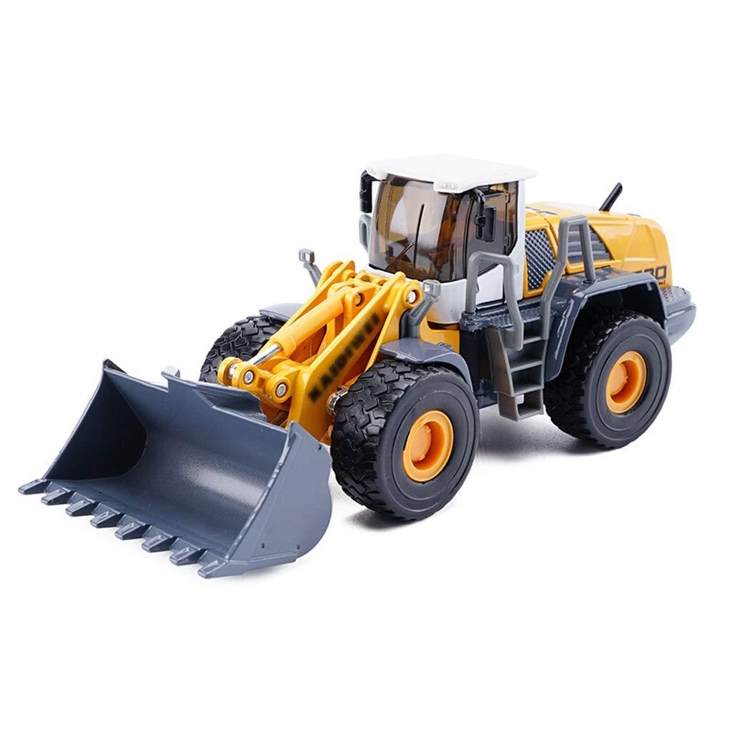 Caricatore Escavatore Modello Auto 1 50 Modello di Veicolo di ingegneria Modello di pressofusione