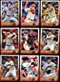 San Francisco Giants 2015 Topps MLB Baseball Regular Issue Complete Mint 33 Card Team Set with 2014 World Series Highlights, Buster Posey, Madison Bumgarner Plus