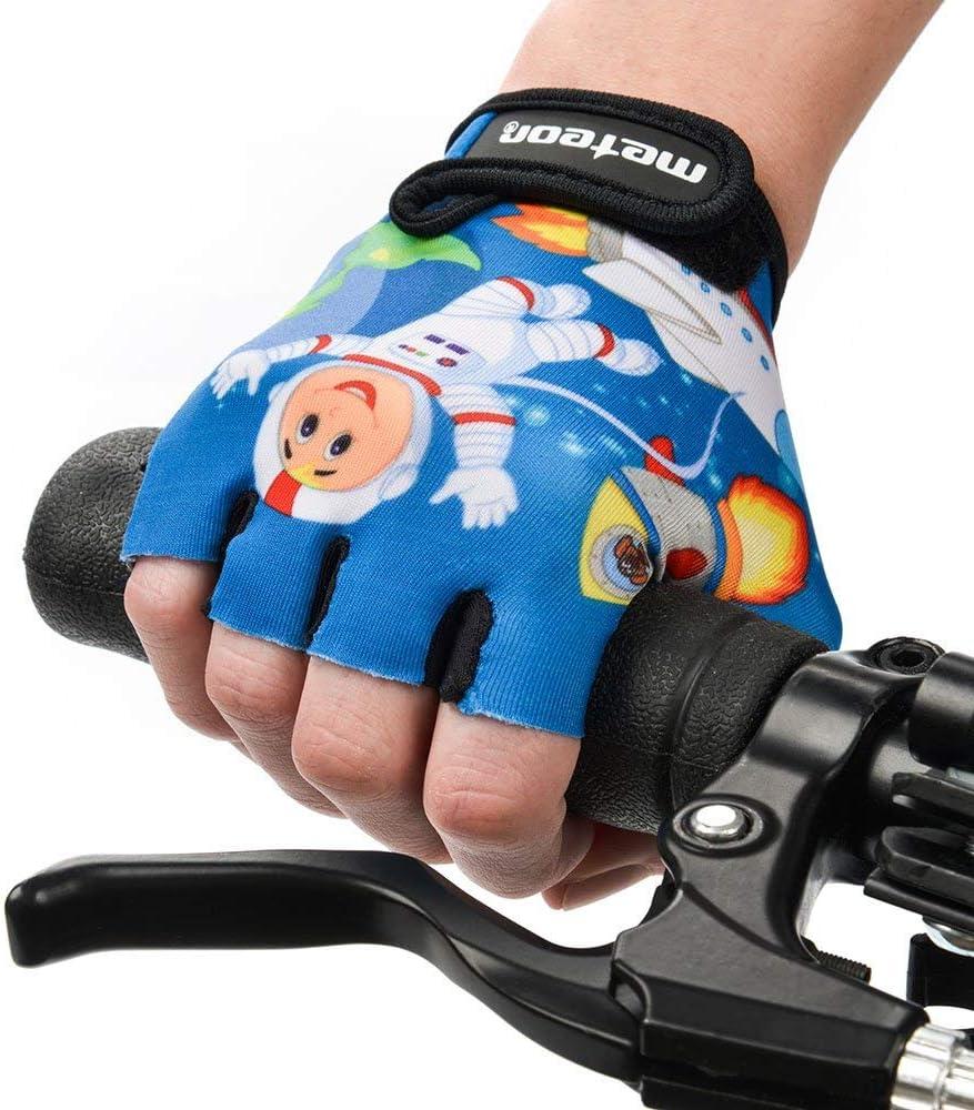 Guantes Bicicleta MTB BMX Ciclismo Monta/ña Carretera Fitness Gimnasio Bici Escalada Senderismo y Otros Deportes Guantes Deportivos Sin Dedos para Mujer y Hombre