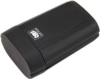 CATEYE Lampes et réflecteurs 534-2610 avec Batterie de Rechange 1 200Volts Cyclisme–Noir, Pas de Taille CA5342610