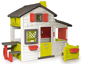 Smoby - 310209 - Jeu de Plein Air - Maison de Jardin - Friends House ...
