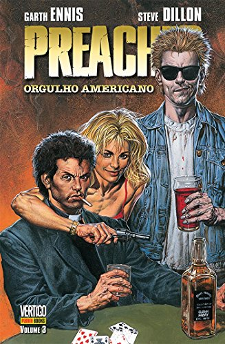 Preacher - Orgulho Americano - Volume 3