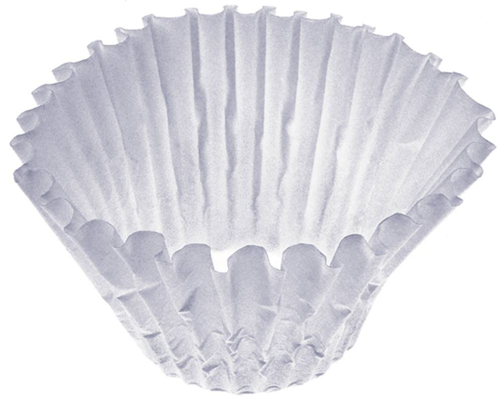 Bonamat filtro de papel Diámetro 110 mm 500 Unidades para cafetera ...