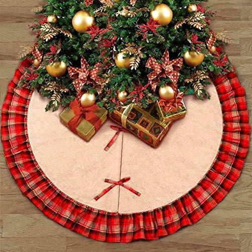 Trim Home Christmas Trees - 6