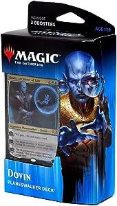 magic the gathering ravnica allegiance planeswalker Dovin