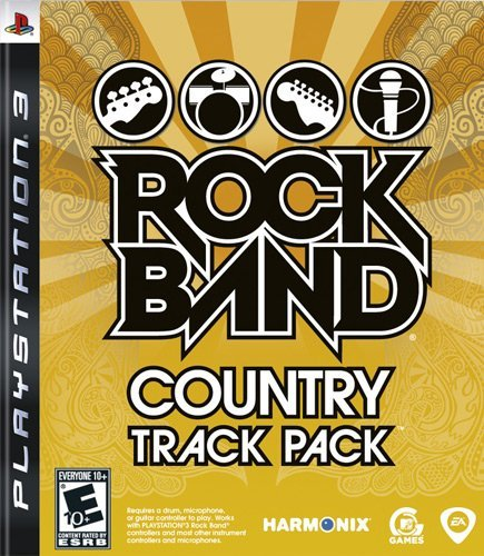ELECTRONIC Rock Band Country Track Pack - 19390