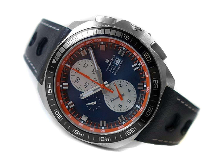 ユンハンス 1972 クロノスコープ ソーラー クロノグラフ 腕時計 メンズ JUNGHANS 014/4201.00[並行輸入品] B07CZYP4H3
