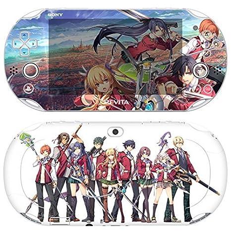 Premium Skin Decals Stickers For Playstation Vita Slim 2nd