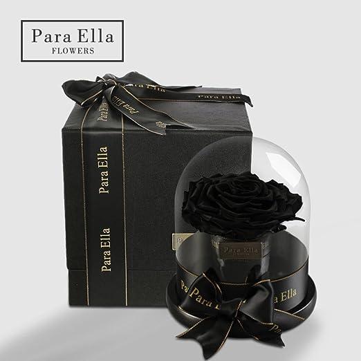 Para Ella Rose, Flor eterna, Caja de Regalo de Lujo, Gran Idea de ...