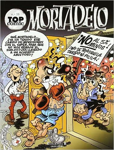 Nuestro antepasado, el mico | Los superpoderes Top Cómic Mortadelo 38 Bruguera Clásica: Amazon.es: Francisco Ibáñez: Libros