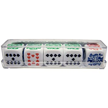 Poker dice drinking games casino slot machine emulator