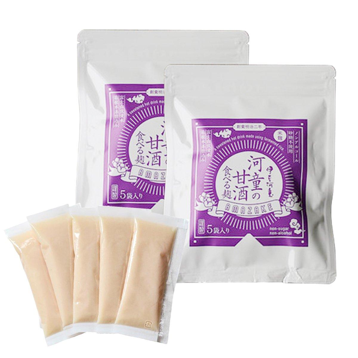 河童の甘酒 たべる糀 使い切タイプ 30g×10袋