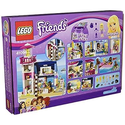 Lego Friends 41094 Heartlake Lighthouse: Toys & Games