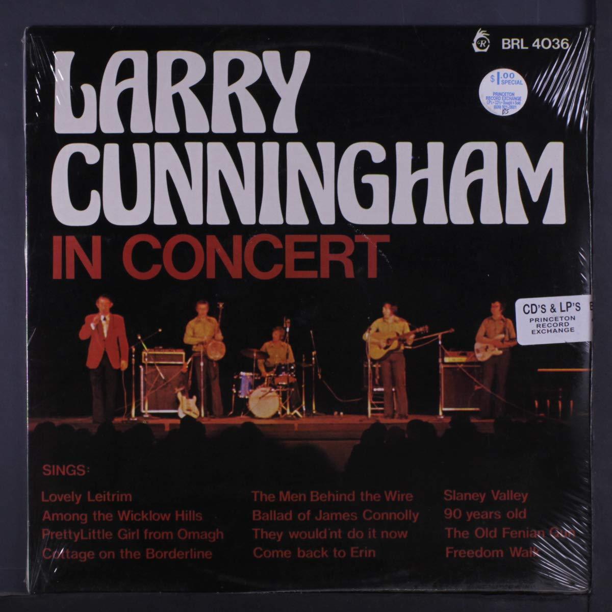 Larry Cunningham In Concert Music